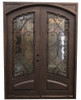 "6'0""x8'0"" Royal Double Wrought Iron Door"