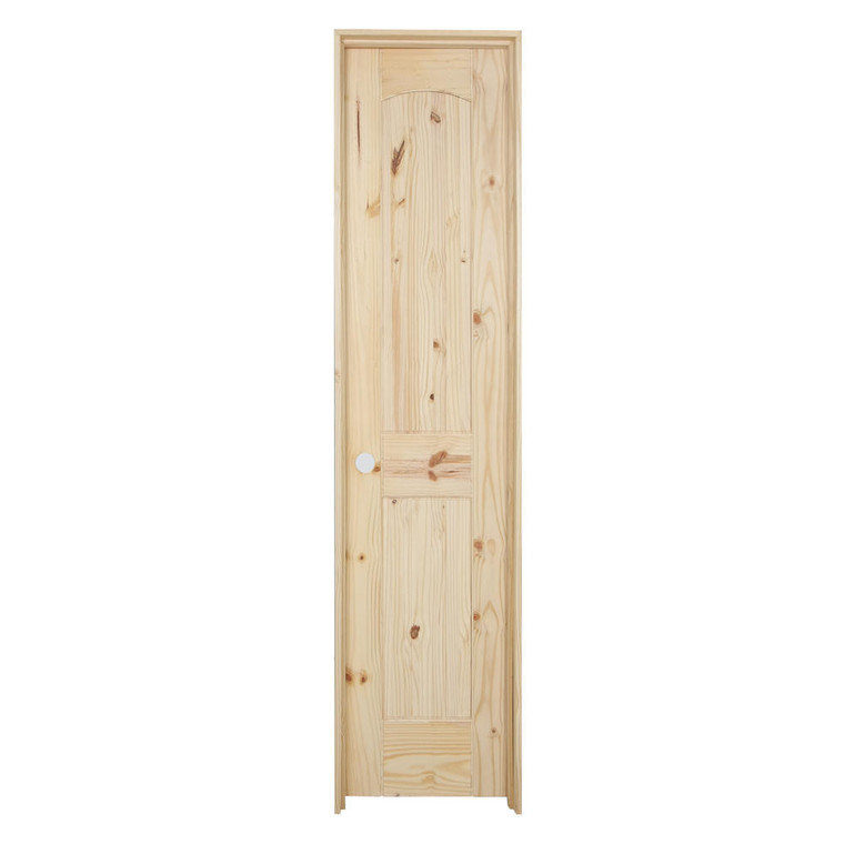 18 x 80 Cheyenne Knotty Pine prehung Door