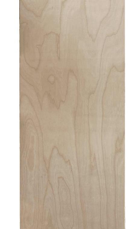 Base End Panel - Unfinished Poplar