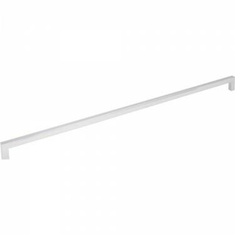 625-448PC Stanton 17 1/2 in Square Polished Chrome Bar Pull