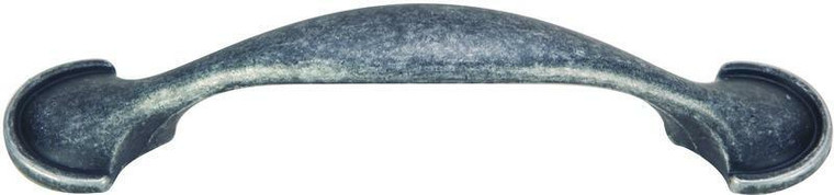 Hardware House 3-in Spoon Cabinet Pull, Antique Pewter