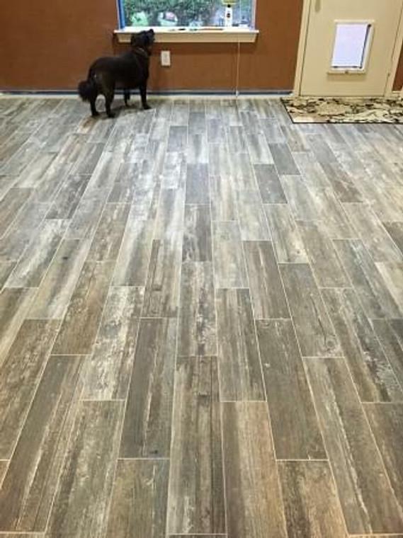 Atlantic Ash 8x48 Porcelain Wood-look Tile at dollar2.29/sf