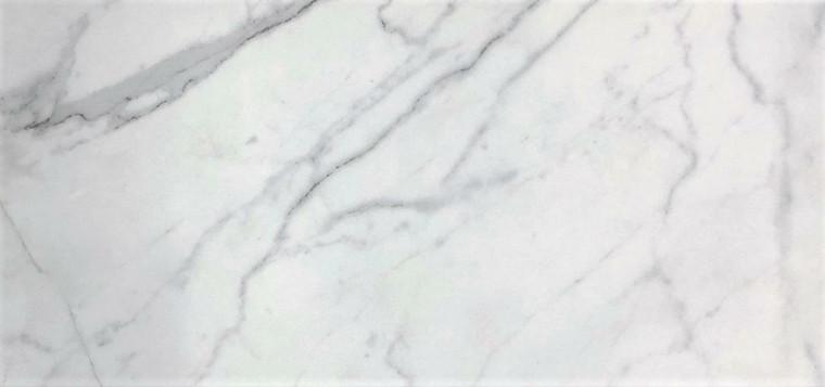 Daltile Costar Calacatta Cool Matte 12x24 Porcelain Tile