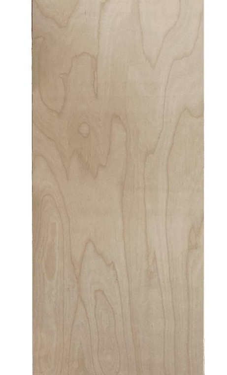 Wall Cabinet End Panel or Unfinished Poplar or 42x12 in