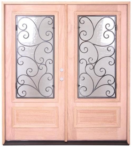 High Quality Front Doors in Wood, Iron, Fiberglass