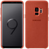 Samsung Alcantara Cover for Samsung GS9 in Red