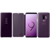Samsung - S-View Clear Flip Cover Samsung GS9+ in Violet