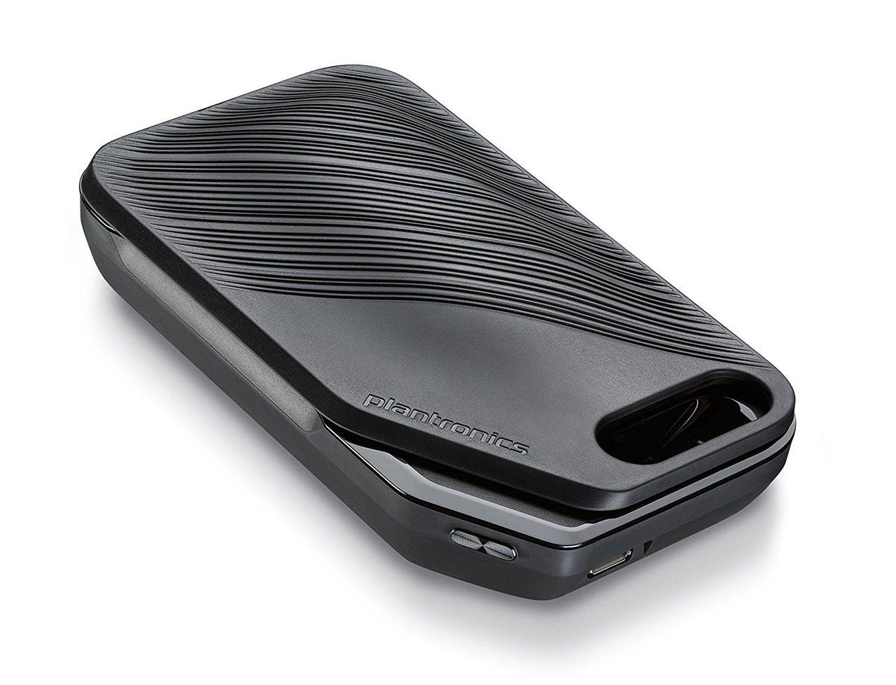 Plantronics Voyager 5200 Portable Power Charging Case Black