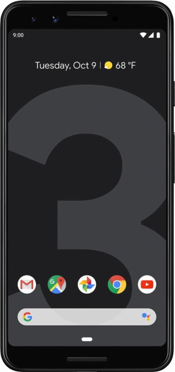 Google Pixel 3 Unlocked GSM/CDMA - US warranty