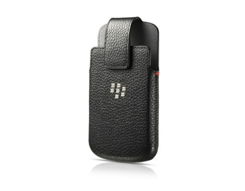BlackBerry Leather Holster - BlackBerry Q10