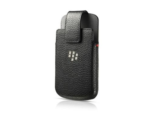 BlackBerry Leather Holster - BlackBerry Q10