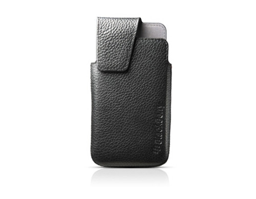 BlackBerry Leather Holster - BlackBerry Z10