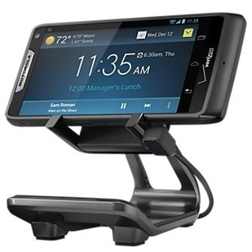 Motorola Flip Stand with Smart Charger