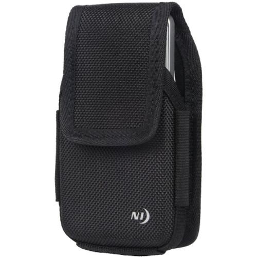 Nite Ize - Clip Case Hardshell Holster for XL Devices Black