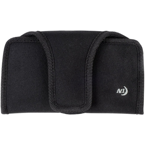Nite Ize - Fits All Horizontal Phone Case Holster in Black