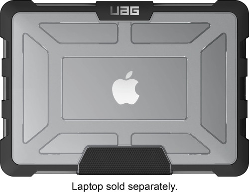 "URBAN ARMOR GEAR - UAG Case for MacBook Pro 13"" A1502 in Ice/Black"