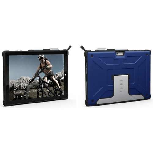 URBAN ARMOR GEAR - Composite Case for Microsoft Surface Pro 4 in Blue