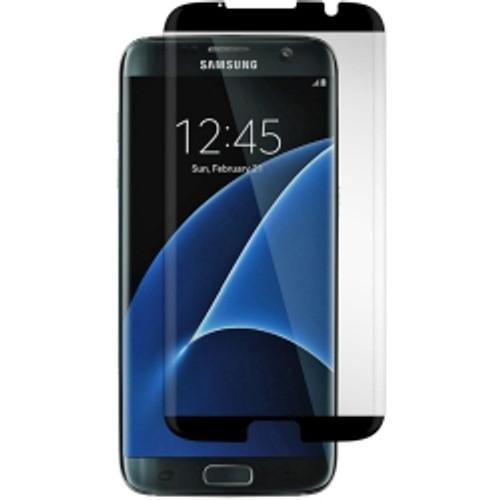 Gadget Guard Black Ice Cornice Glass Screen for Galaxy S7 Edge