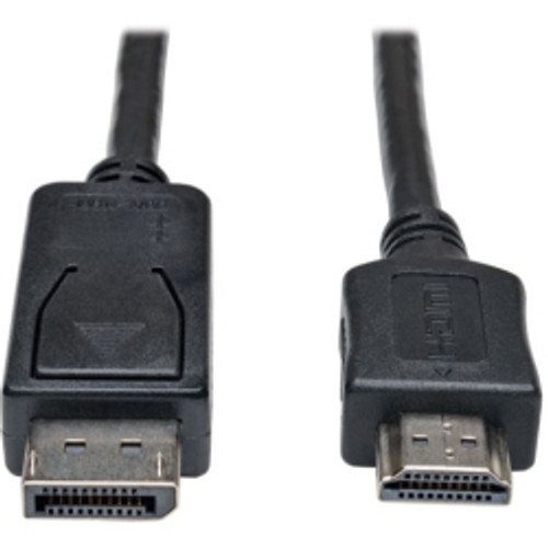 Tripp Lite - 15' DisplayPort to HD Adapter Cable (M/M), 1080p
