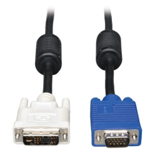Tripp Lite - 10' DVI to VGA High Resolution Cable with RGB Coax