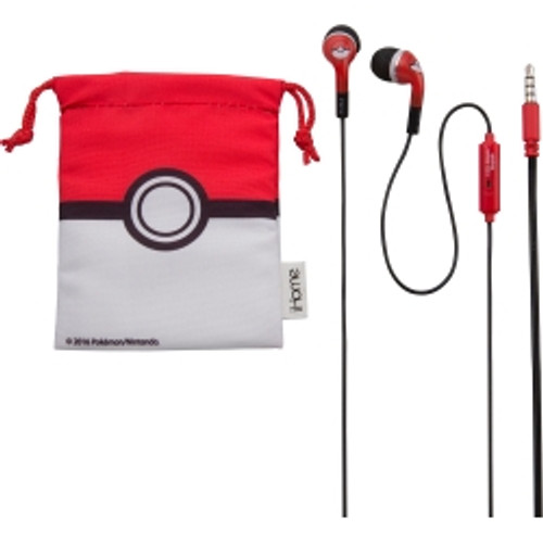 KidDesigns Inc. - Pokemon Noise Isolating Earbuds