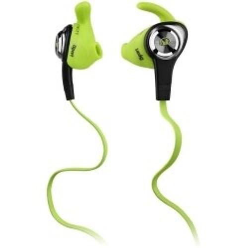 Monster iSport Intensity In-Ear Sports Green