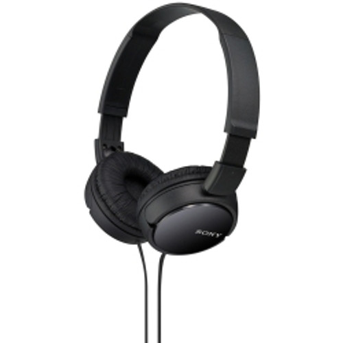 Sony MDR-ZX110 Stereo Headphones (Black) MDRZX110/BLK