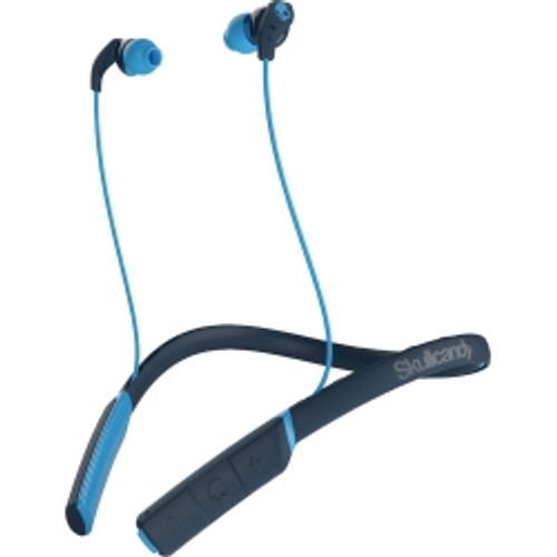 Skullcandy Method Bluetooth Earbuds Navy/Blue/Blue