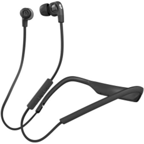 Skullcandy - Smokin' Buds 2 Bluetooth Earbuds Black/Chrome