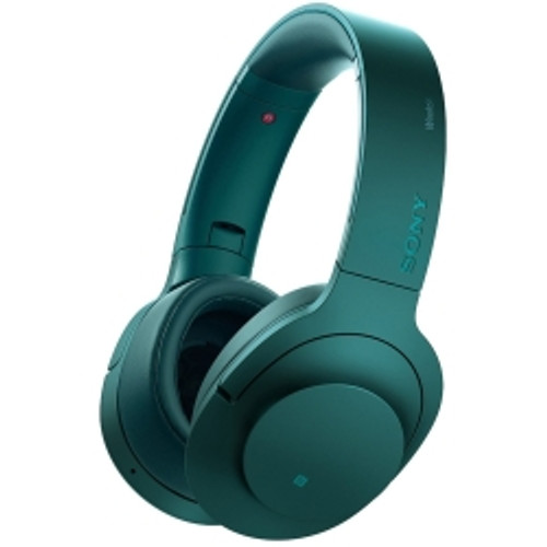 Sony h.ear on Wireless NC Headphones in Blue