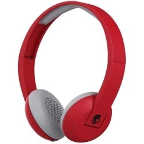 Skullcandy - Uproar Bluetooth Headphones in IllFamed/Red/Black