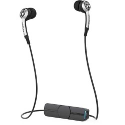 iFrogz - Plugz Wireless In-ear Headset SILV