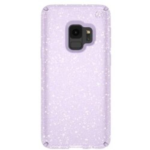 Speck - Presidio Clear+Glitter Samsung GS9 Purple