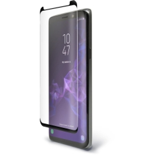 BodyGuardz - Pure Arc Curved Tempered Glass for Samsung GS9