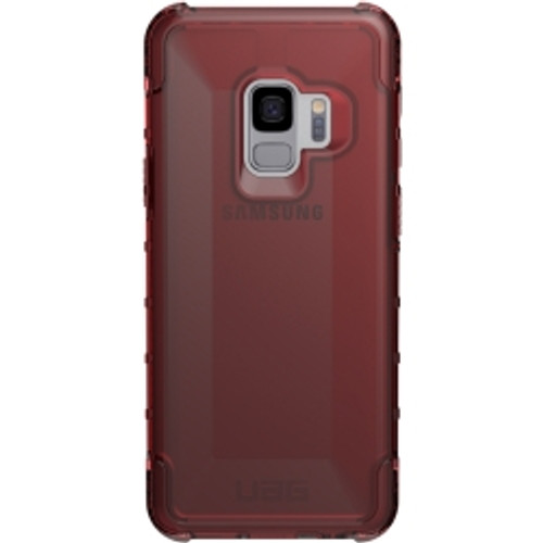 URBAN ARMOR GEAR Plyo Feather-Light Rugged Military Drop Tested Phone Case in Crimson