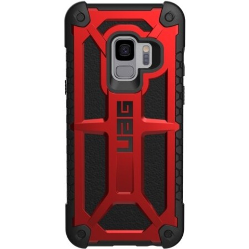 URBAN ARMOR GEAR Monarch Case for Samsung GS9  in Crimson