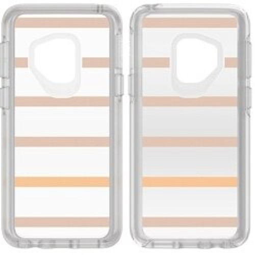 OtterBox - Symmetry Clear Print Samsung GS9/GS9+ Inside the Line