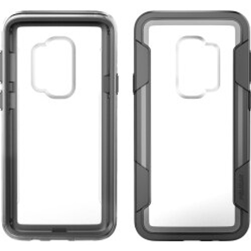 Pelican Products - Voyager Case for Samsung GS9+ in Clear/Grey