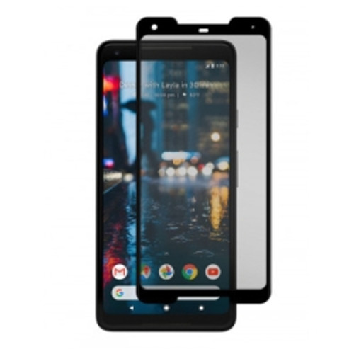 Gadget Guard - Black Ice+Cornice Edition Glass Google Pixel 2 XL