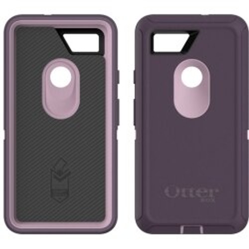 OtterBox - Defender Case for Pixel 2 XL Purple