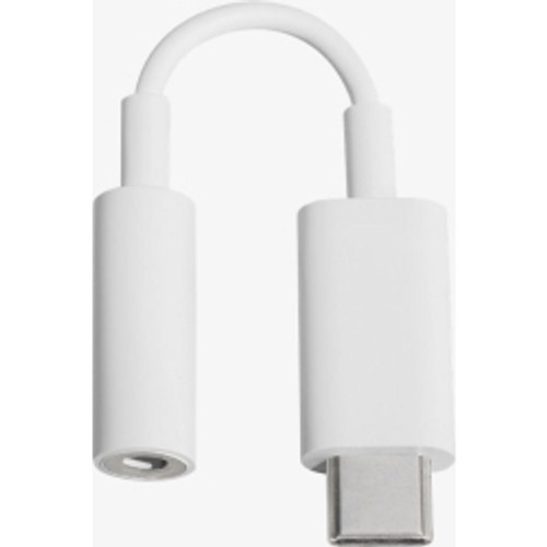 Google Audio Adapter Type C to 3.5mm in White