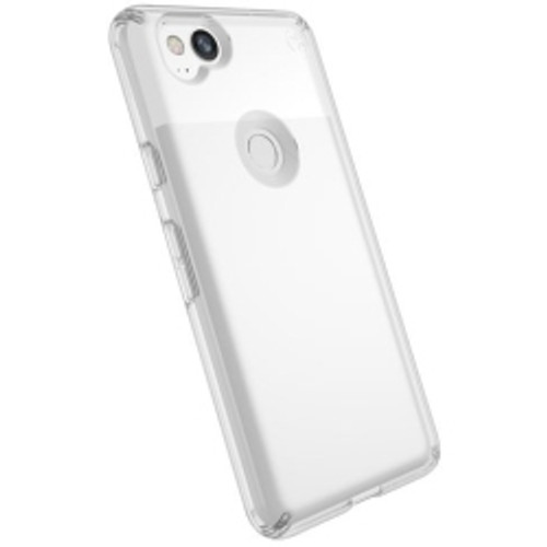 Speck - Presidio Clear for Google Pixel 2 in Clear/Clear