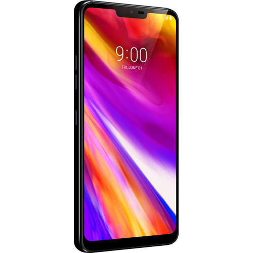 LG G7 ThinQ 64GB Smartphone Factory Unlocked Black