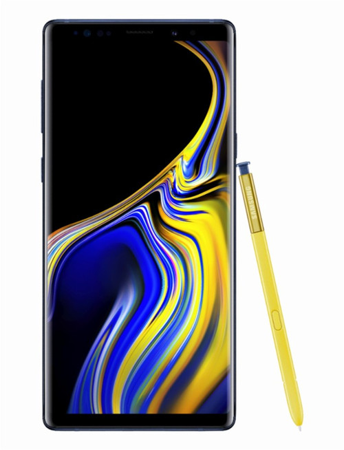 "Samsung Galaxy Note 9 (FACTORY UNLOCKED) 6.4 ""6 GB RAM Ocean Blue"