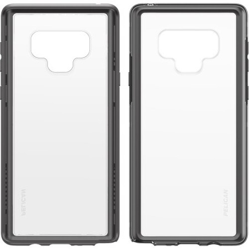Pelican Products Adventurer Case for Note 9 Clear/Gray