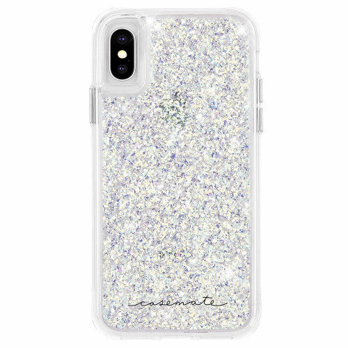 Case-Mate Twinkle Case for iPhone XR, XS and XS Max Stardust