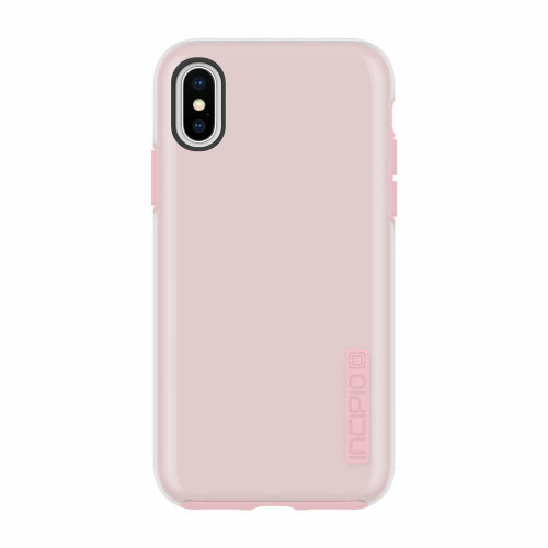 Incipio DualPro Case for iPhone XS, XR and XS Max Pink