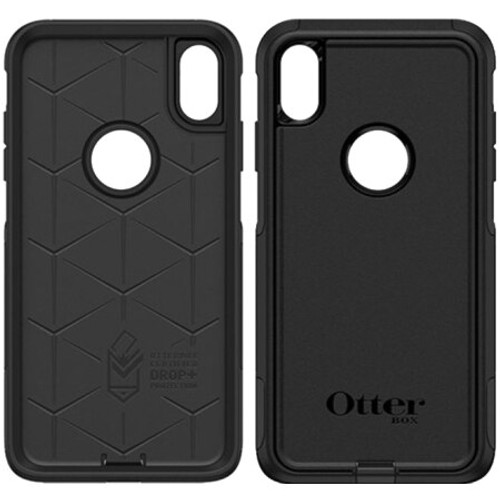 Otterbox Commuter Case iPhone XS XR and XS Max Black