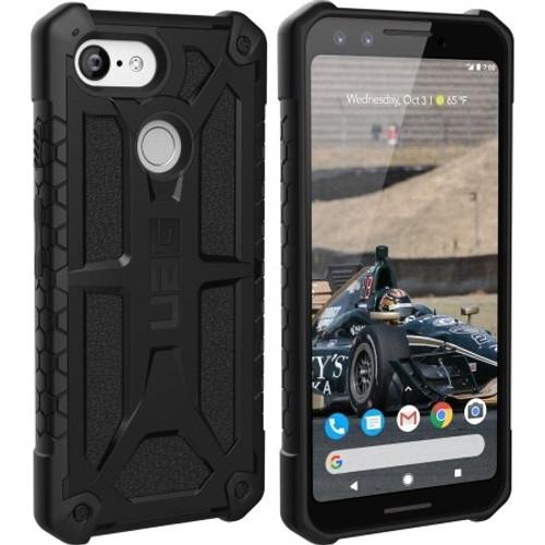 UAG Monarch Case for Google Pixel 3 and Pixel XL 3 Black