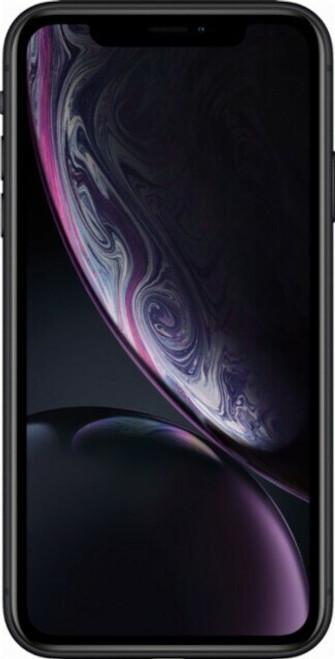 Apple iPhone XR Factory Unlocked black